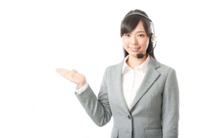 転職をサポートする女性
