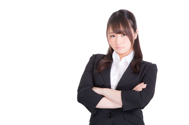 新卒入社3ヶ月で仕事を辞めたい女性