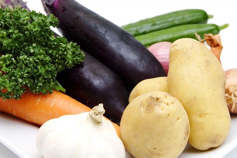 食物繊維の豊富な野菜