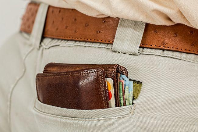 旦那の財布