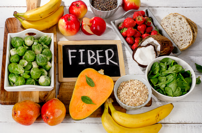 食物繊維の多い野菜の画像